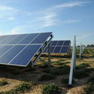 North American Clean Energy - Fixed-tilt ground-mount