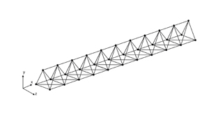 Multi-objective adaptive heuristic algorithms, also known as genetic algorithms, are used in many industries to solve the same type of problems wind farm developers tackle in siting. The method was even used in the design of a space satellite antenna boom. With its original design (shown here), the boom could not hold up under the vibration that's intensified in the weightlessness of space.