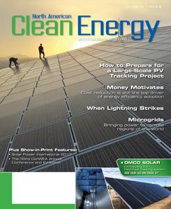 North American Clean Energy Welcome
